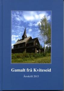 Framsida er pryda med bilete av kapellet i Fjågesund som fyller 100 år i desse dagar