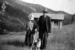 Asgjerd og Svein Haugland - #KvH 05-041 b