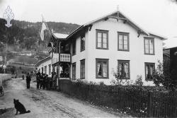 Sundts Hotel - #KvH 02-119 b