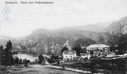 Utsund Folkehøgskulen Stempla 1924 - #KvH 101 b