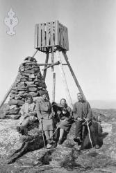 På Mannslagaren 1925-26 - #KvH 09-088 b