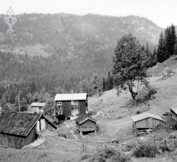 Hauglid i Dalane på 1950talet - #KvH 04-099 b